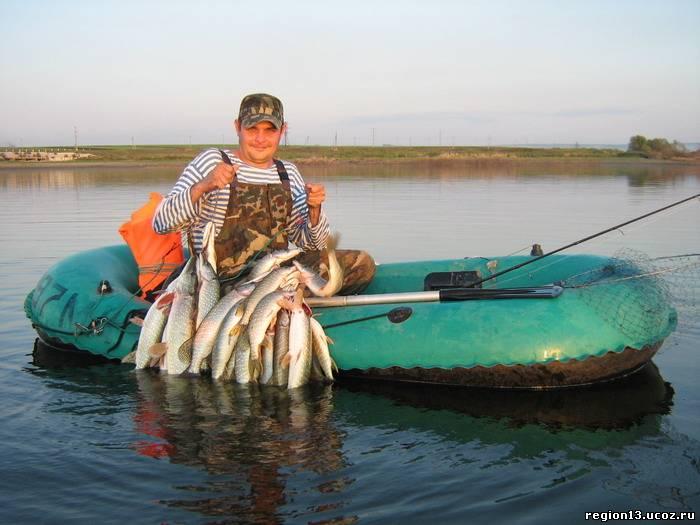 рыбалка в мордовии в 2016 году где ловить видео