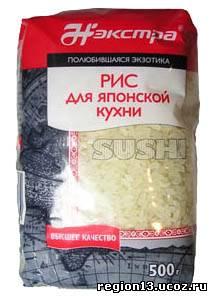 Приготовления риса для ролл в домашних условиях