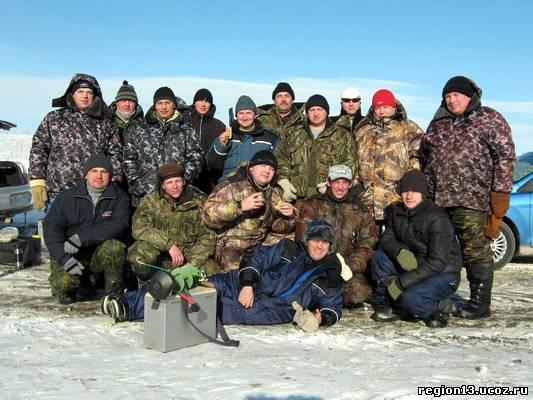 рыболов саранск сайт