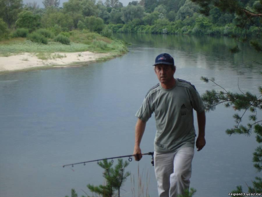 рыбалка на неуловимого